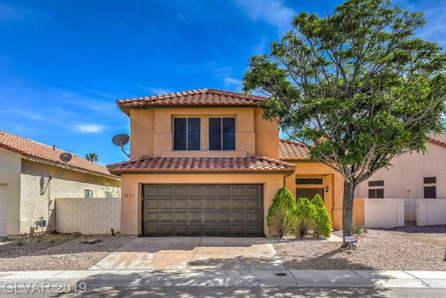 1865 Casa Verde, Las Vegas, NV 89031 (MLS #2089842) :: Signature Real Estate Group
