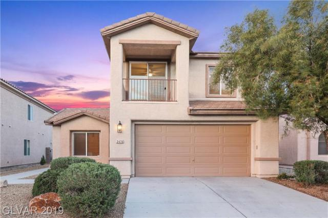 2476 Sturrock, Henderson, NV 89044 (MLS #2089845) :: The Snyder Group at Keller Williams Marketplace One