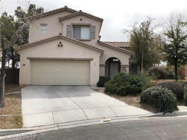 1500 Remembrance Hill, Las Vegas, NV 89144 (MLS #2089847) :: The Snyder Group at Keller Williams Marketplace One