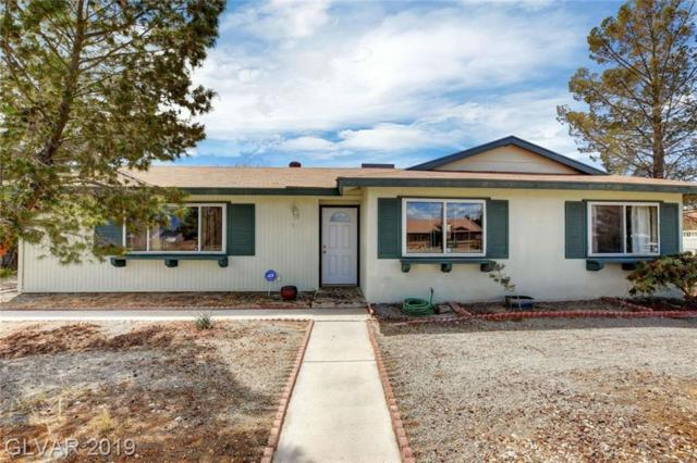 801 E Calvada, Pahrump, NV 89048 (MLS #2089949) :: Capstone Real Estate Network