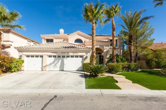 51 Sunshine Coast, Las Vegas, NV 89148 (MLS #2090035) :: The Snyder Group at Keller Williams Marketplace One