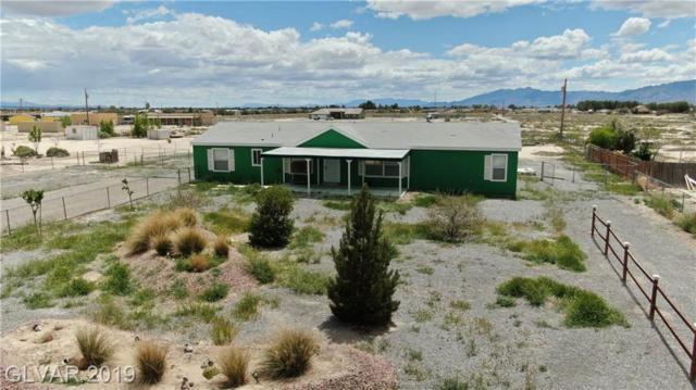 3121 W Silver Sage, Pahrump, NV 89060 (MLS #2090045) :: Capstone Real Estate Network