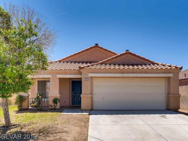 127 Arbor Creek, Las Vegas, NV 89123 (MLS #2090076) :: Capstone Real Estate Network