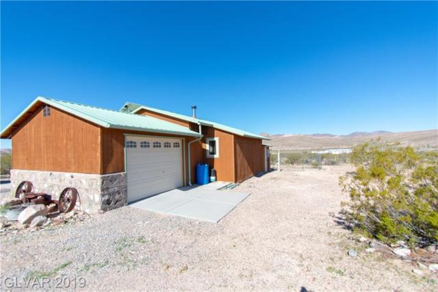 54 Little General, Beatty, NV 89003 (MLS #2090142) :: Capstone Real Estate Network