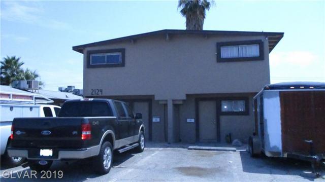 2124 Ellis, North Las Vegas, NV 89030 (MLS #2090168) :: The Snyder Group at Keller Williams Marketplace One