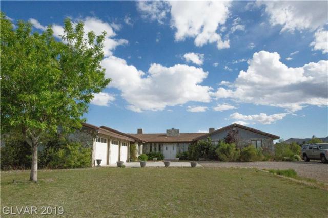 9889 Corbett, Las Vegas, NV 89149 (MLS #2090184) :: Capstone Real Estate Network