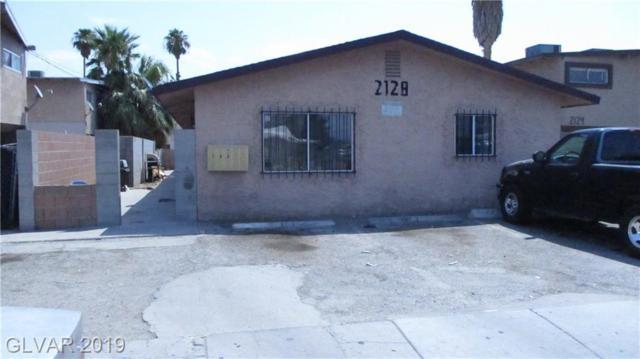 2128 Ellis, North Las Vegas, NV 89030 (MLS #2090194) :: Vestuto Realty Group