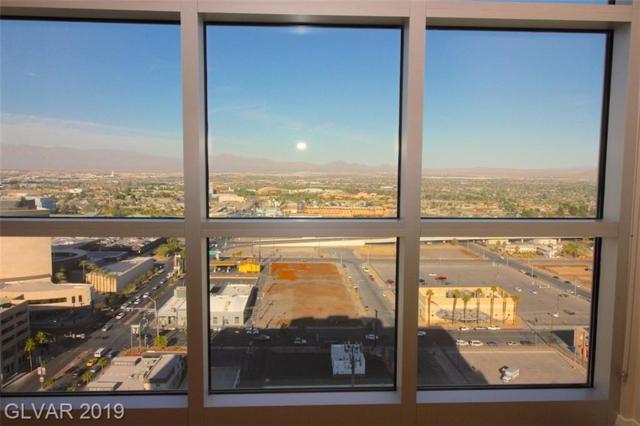 150 N Las Vegas #2217, Las Vegas, NV 89101 (MLS #2090260) :: The Snyder Group at Keller Williams Marketplace One