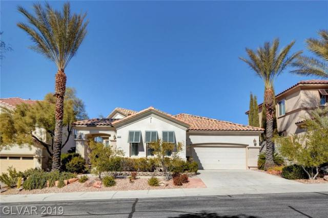2826 Bellini, Henderson, NV 89052 (MLS #2090309) :: The Snyder Group at Keller Williams Marketplace One