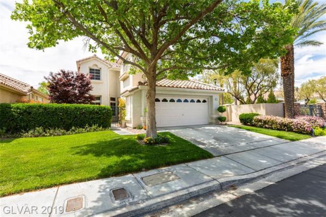 9265 Pitching Wedge, Las Vegas, NV 89134 (MLS #2090409) :: Signature Real Estate Group