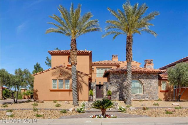 22 Grand Miramar, Henderson, NV 89011 (MLS #2090428) :: The Snyder Group at Keller Williams Marketplace One