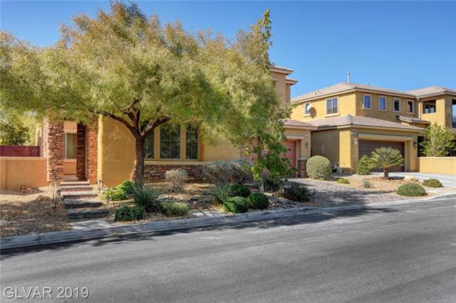 5553 Candle Pine, Las Vegas, NV 89135 (MLS #2090432) :: The Snyder Group at Keller Williams Marketplace One