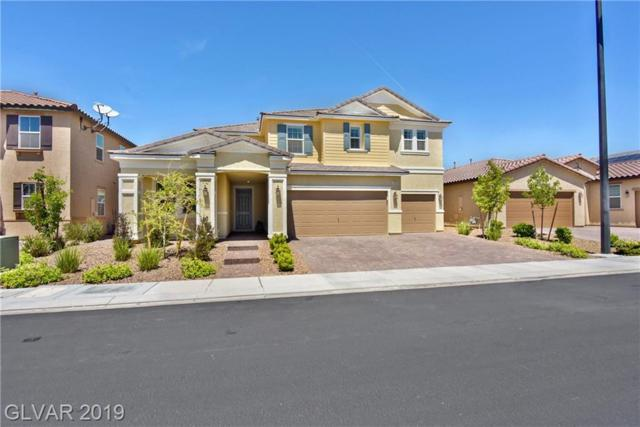 3152 Tronzano, Henderson, NV 89044 (MLS #2090532) :: The Snyder Group at Keller Williams Marketplace One