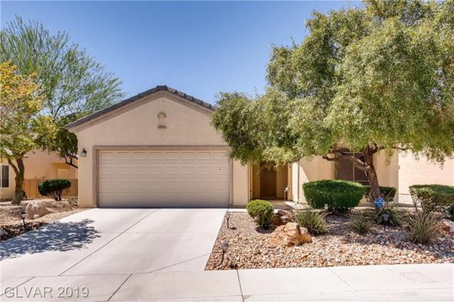 7753 Coast Jay, North Las Vegas, NV 89084 (MLS #2090540) :: The Snyder Group at Keller Williams Marketplace One