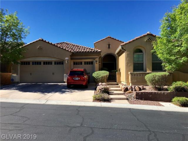 2333 French Alps, Henderson, NV 89044 (MLS #2090598) :: The Snyder Group at Keller Williams Marketplace One