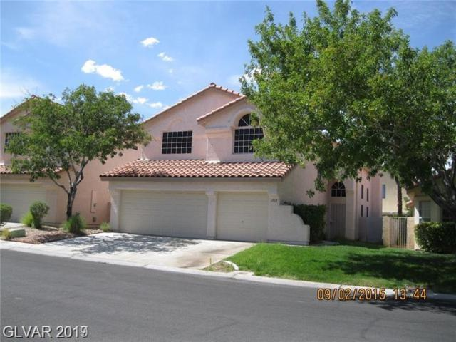 1737 Mexican Poppy, Las Vegas, NV 89128 (MLS #2090724) :: Trish Nash Team