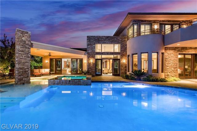 15 Wild Ridge, Las Vegas, NV 89135 (MLS #2090791) :: Signature Real Estate Group