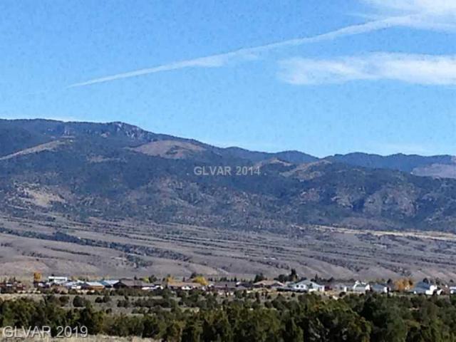 Juniper Hills, Ely, NV 89301 (MLS #2090825) :: The Snyder Group at Keller Williams Marketplace One