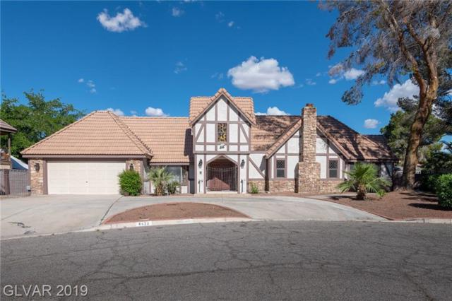 4428 Coventry, Las Vegas, NV 89121 (MLS #2090836) :: The Snyder Group at Keller Williams Marketplace One