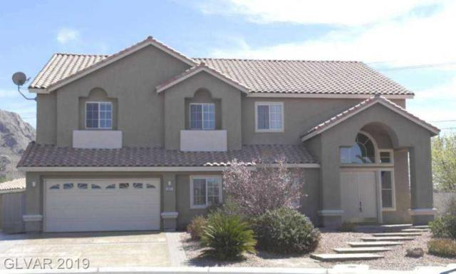 6641 Lucky  Boy, Las Vegas, NV 89110 (MLS #2090936) :: The Snyder Group at Keller Williams Marketplace One