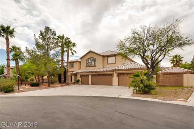 4971 Hayride, Las Vegas, NV 89149 (MLS #2090958) :: The Snyder Group at Keller Williams Marketplace One