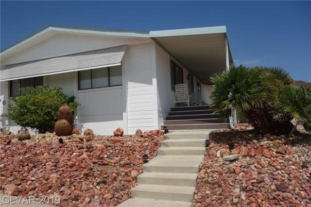 600 Mt Antero, Boulder City, NV 89005 (MLS #2091008) :: Trish Nash Team
