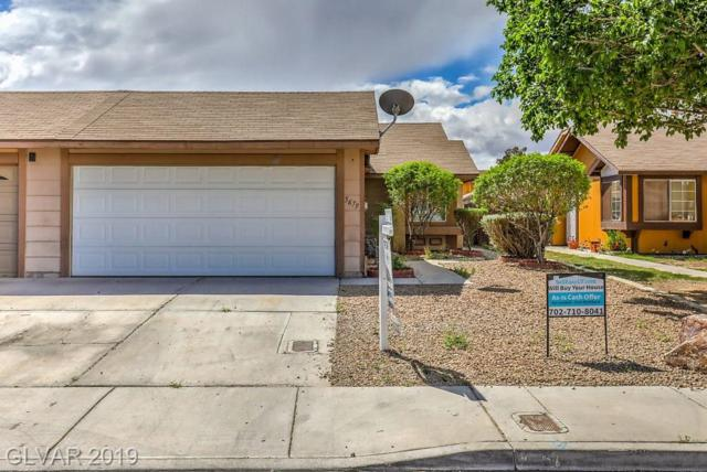 5679 Blue Sea, Las Vegas, NV 89110 (MLS #2091101) :: Trish Nash Team