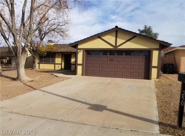 250 Queen Marie, Henderson, NV 89015 (MLS #2091113) :: Signature Real Estate Group