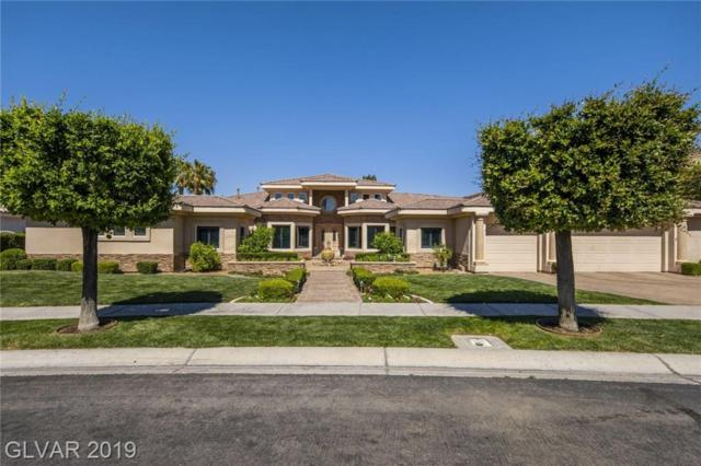 120 Augusta, Henderson, NV 89074 (MLS #2091148) :: The Snyder Group at Keller Williams Marketplace One