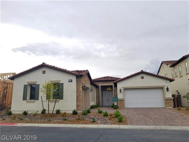 4112 San Capri, Las Vegas, NV 89141 (MLS #2091200) :: The Snyder Group at Keller Williams Marketplace One