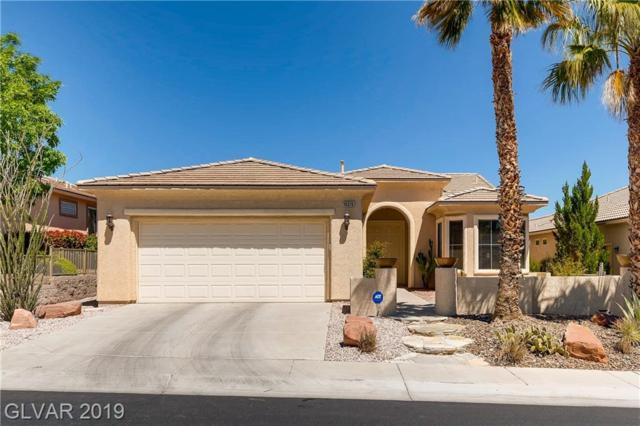 10376 Felice, Las Vegas, NV 89135 (MLS #2091307) :: The Snyder Group at Keller Williams Marketplace One