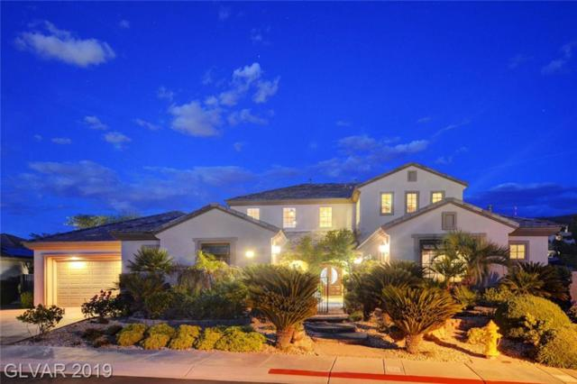 4 Pine Hollow, Henderson, NV 89052 (MLS #2091391) :: The Snyder Group at Keller Williams Marketplace One