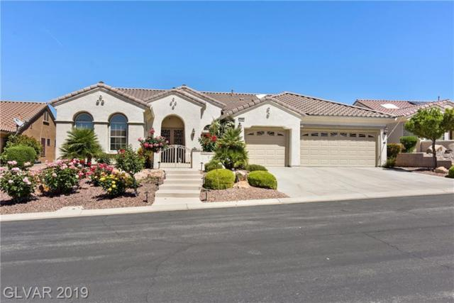 2660 Riceville, Henderson, NV 89052 (MLS #2091680) :: The Snyder Group at Keller Williams Marketplace One