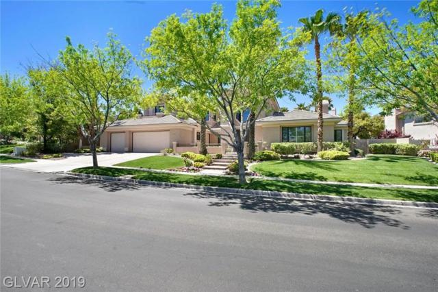 701 Canyon Greens, Las Vegas, NV 89144 (MLS #2091761) :: The Snyder Group at Keller Williams Marketplace One