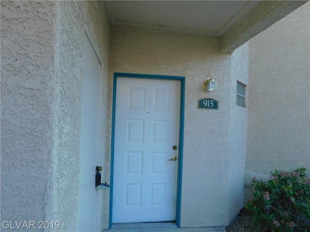 2251 Wigwam #915, Henderson, NV 89074 (MLS #2091782) :: The Snyder Group at Keller Williams Marketplace One