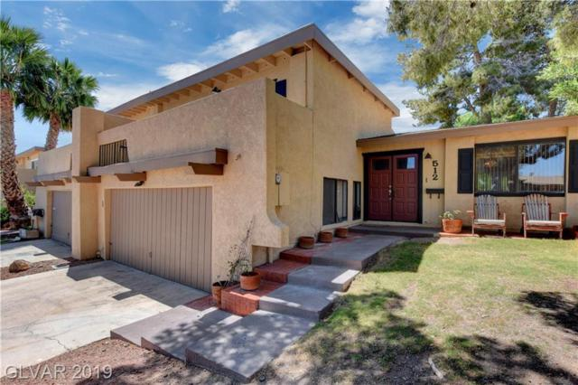 512 Greenbriar, Boulder City, NV 89005 (MLS #2091847) :: Trish Nash Team