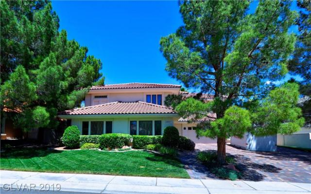 1890 Brentwood, Henderson, NV 89074 (MLS #2091853) :: The Snyder Group at Keller Williams Marketplace One
