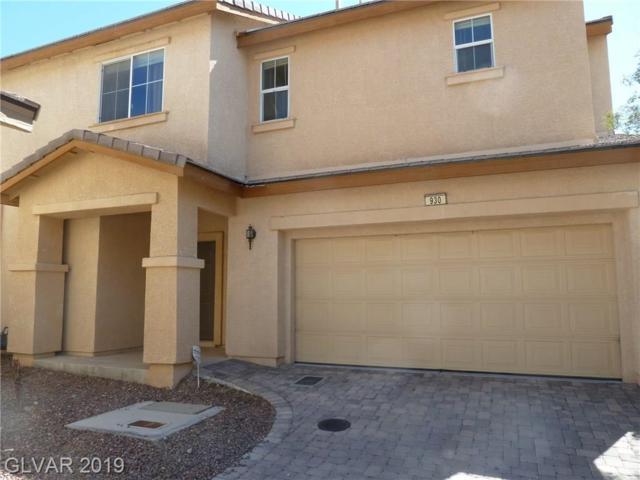 930 Sunny Acres, North Las Vegas, NV 89081 (MLS #2091860) :: Vestuto Realty Group