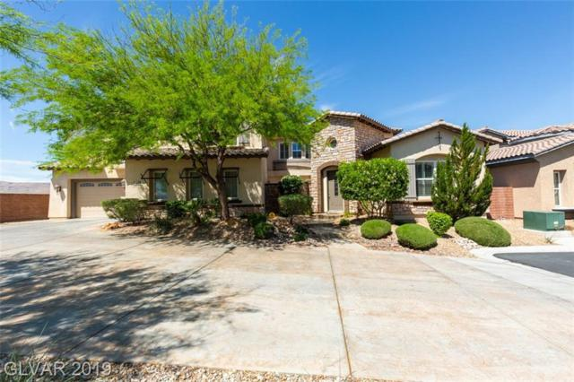 10095 Magical View, Las Vegas, NV 89178 (MLS #2092043) :: The Snyder Group at Keller Williams Marketplace One