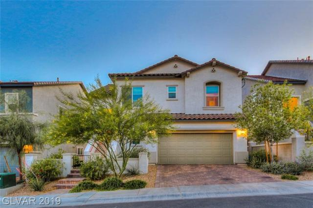 9 Via Dolcetto, Henderson, NV 89011 (MLS #2092157) :: The Snyder Group at Keller Williams Marketplace One