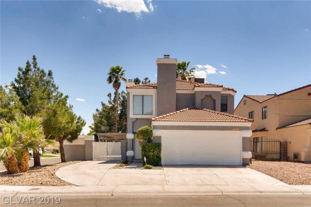 6601 Crosstimber, Las Vegas, NV 89108 (MLS #2092245) :: Signature Real Estate Group