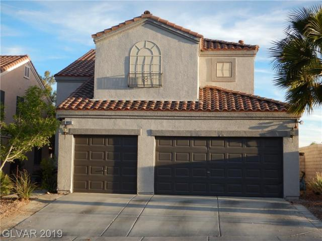 8925 Picket Fence, Las Vegas, NV 89166 (MLS #2092337) :: The Snyder Group at Keller Williams Marketplace One
