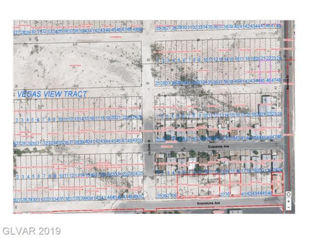 0 Fairfax, North Las Vegas, NV 89030 (MLS #2092384) :: Vestuto Realty Group