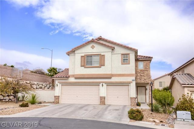 10536 Glowing Cove, Las Vegas, NV 89129 (MLS #2093553) :: The Snyder Group at Keller Williams Marketplace One