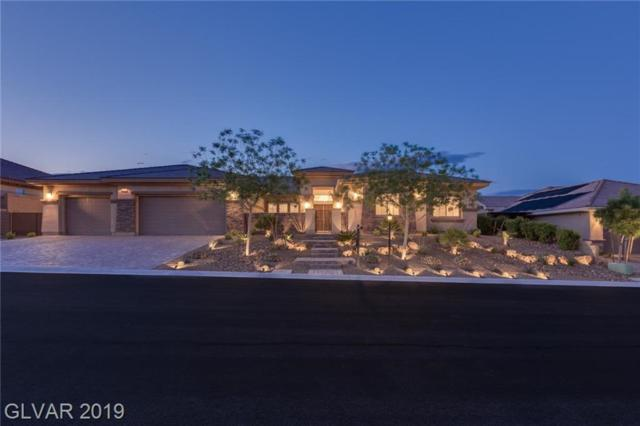 9788 Cathedral Pines, Las Vegas, NV 89149 (MLS #2093614) :: The Snyder Group at Keller Williams Marketplace One