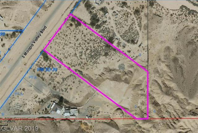 S Moapa Valley, Overton, NV 89040 (MLS #2093703) :: The Snyder Group at Keller Williams Marketplace One