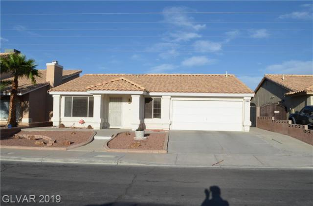 904 Ambusher, Henderson, NV 89014 (MLS #2093818) :: The Snyder Group at Keller Williams Marketplace One