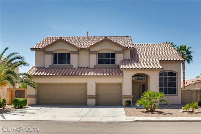 1311 Honey Lake, Las Vegas, NV 89110 (MLS #2093843) :: The Snyder Group at Keller Williams Marketplace One