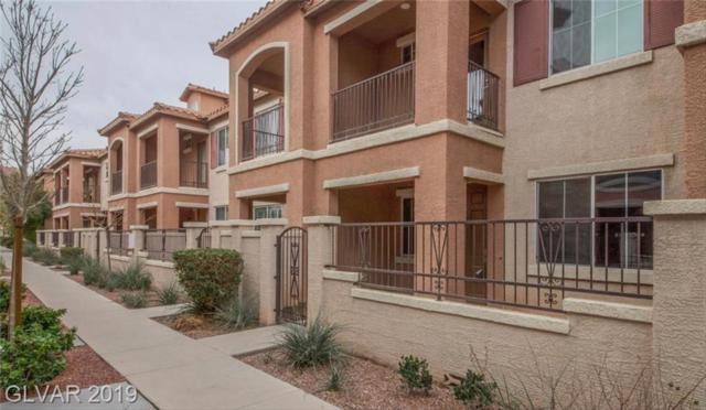 1525 Spiced Wine #3105, Henderson, NV 89074 (MLS #2093845) :: The Snyder Group at Keller Williams Marketplace One