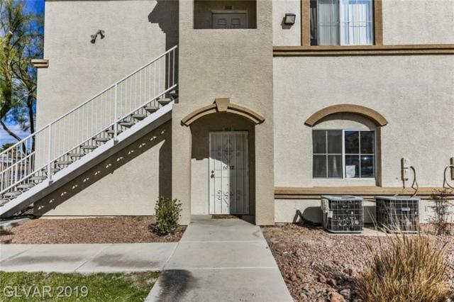 3400 Cabana #1012, Las Vegas, NV 89122 (MLS #2093850) :: Signature Real Estate Group